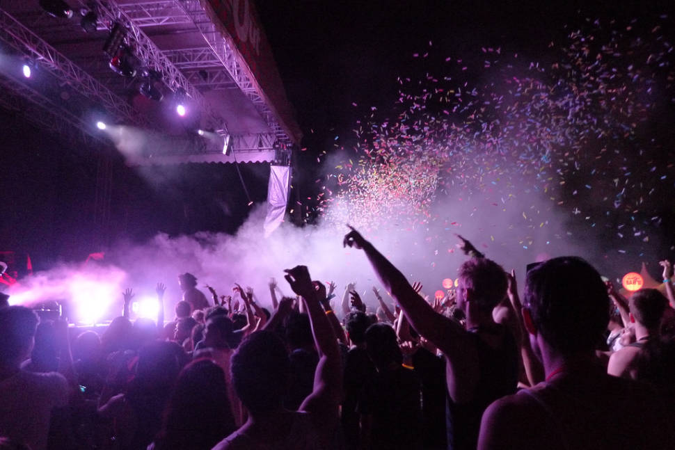 ZoukOut in Singapore - Best Time