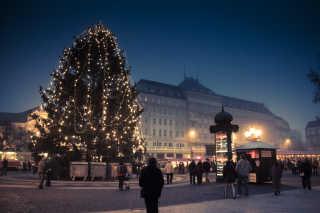 Bratislava Christmas Market (Vianočné Trhy)