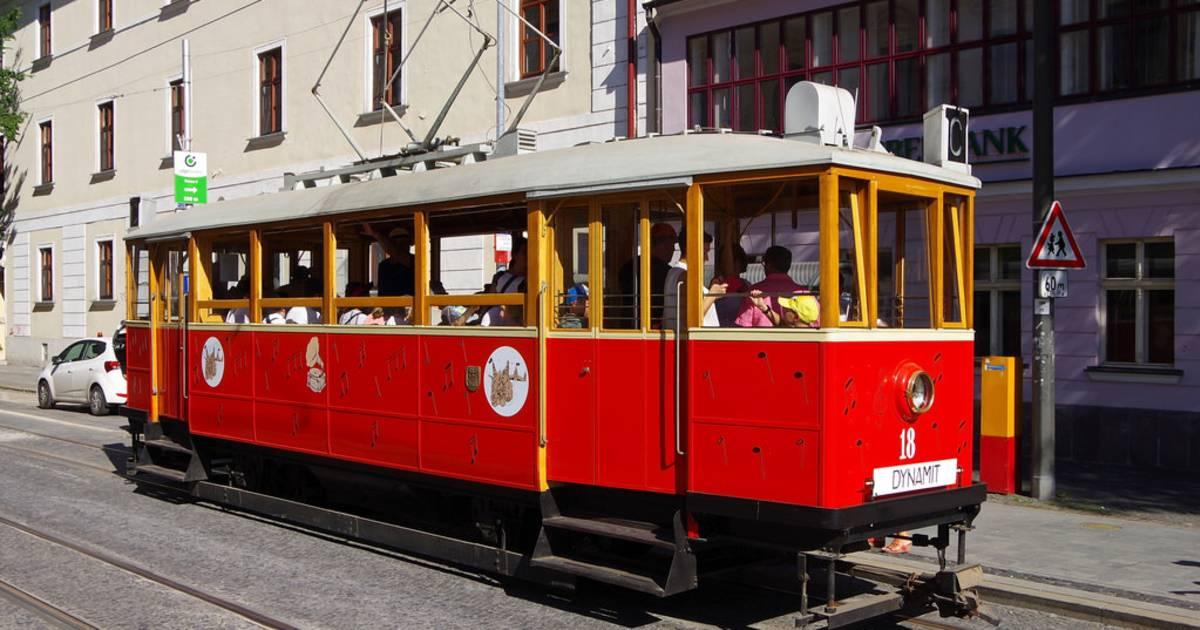 Bratislava Music Tram in Slovakia - Best Time