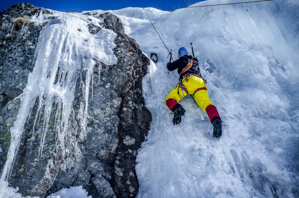Ice Climbing in Slovakia - Best Time