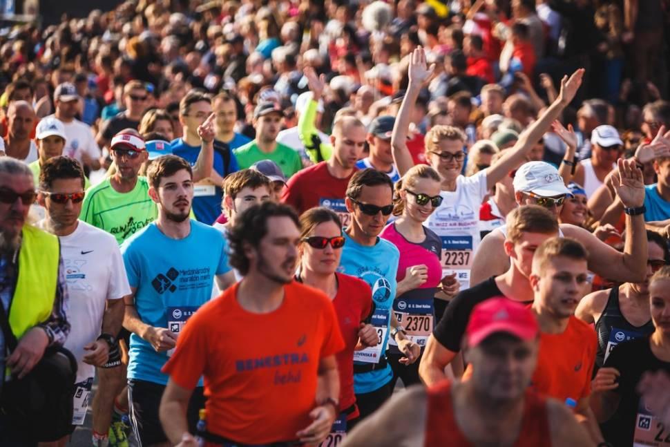 Košice Peace Marathon in Slovakia - Best Season