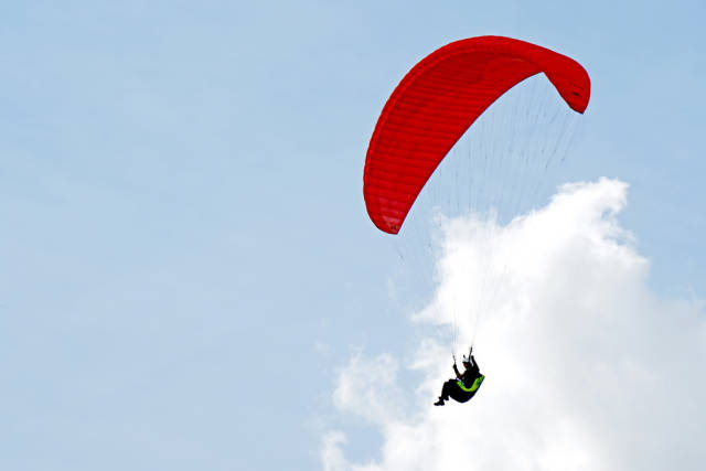 Skydiving and Paragliding in Slovakia - Best Time