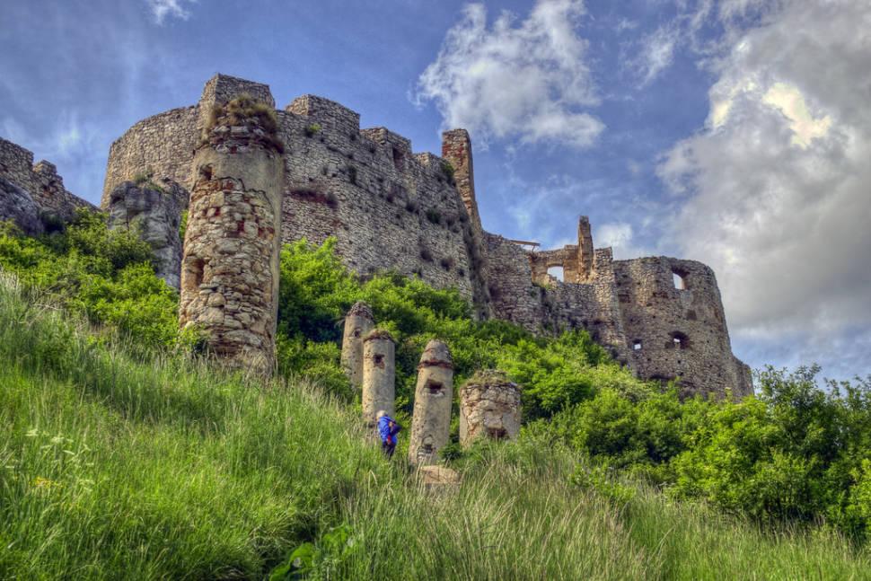 Best time for Spiš Castle