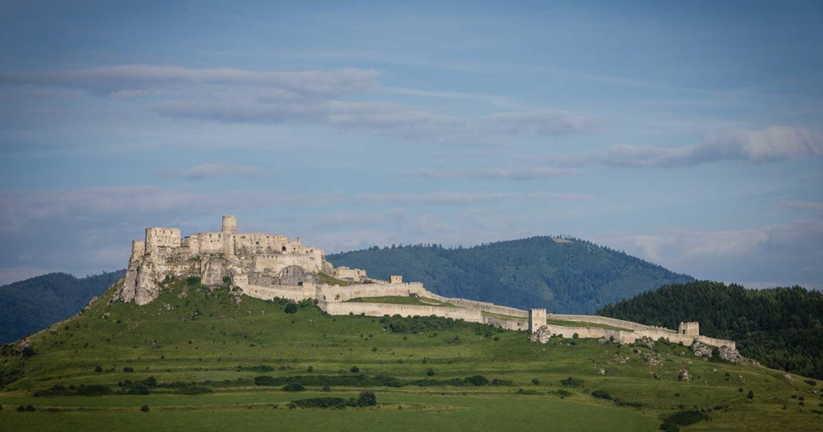Spiš Castle in Slovakia - Best Time