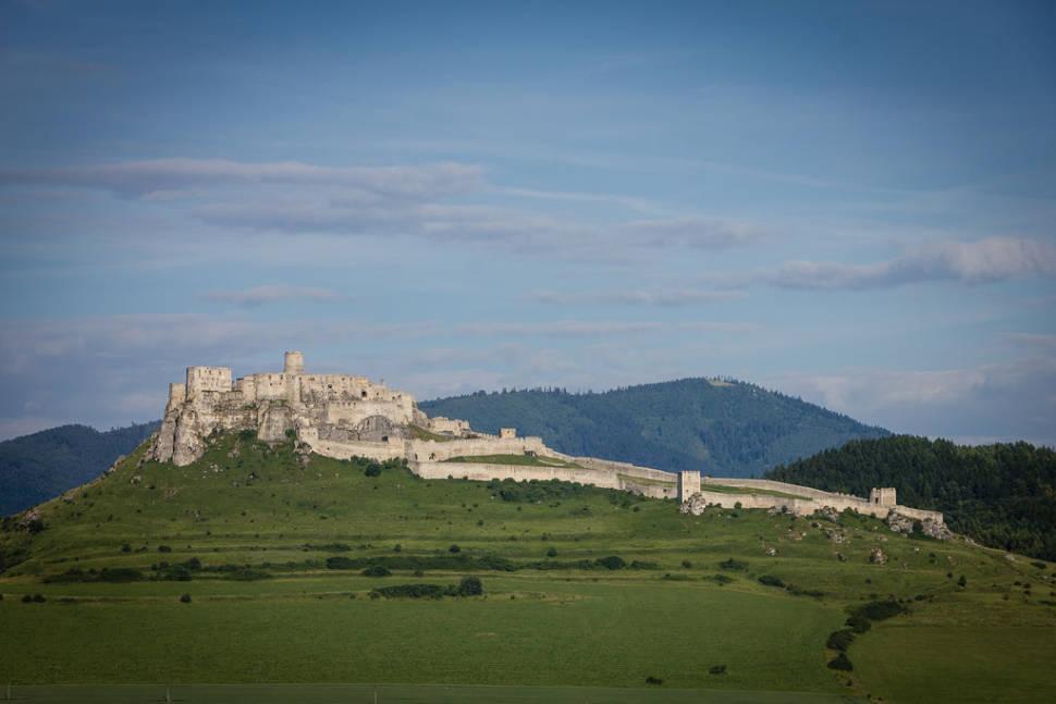 Spiš Castle in Slovakia - Best Time