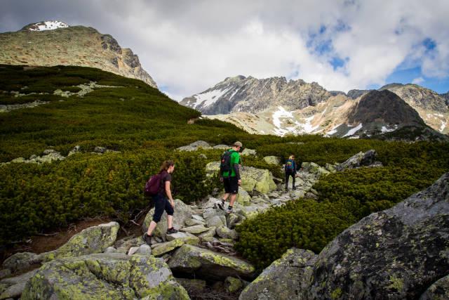 Hiking in the Tatra Mountains in Slovakia - Best Season