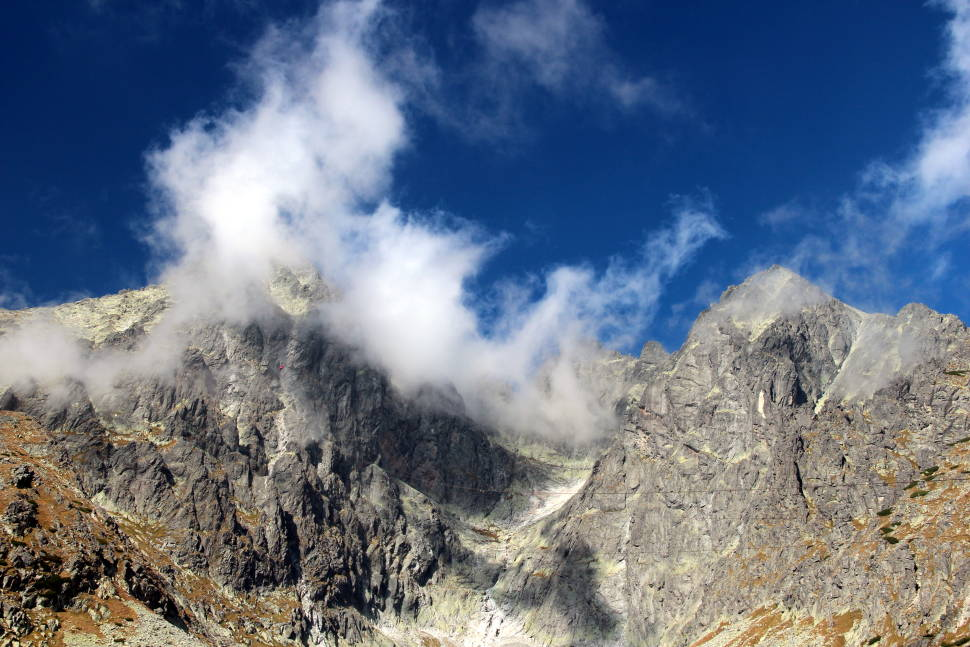 The beauty of Tatra Mountains