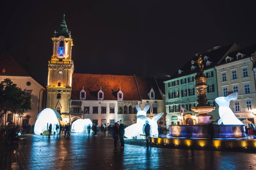 White Night Festival (Biela Noc) in Slovakia - Best Time