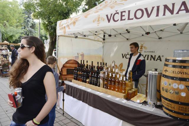 Best time for Wine Season in Slovakia