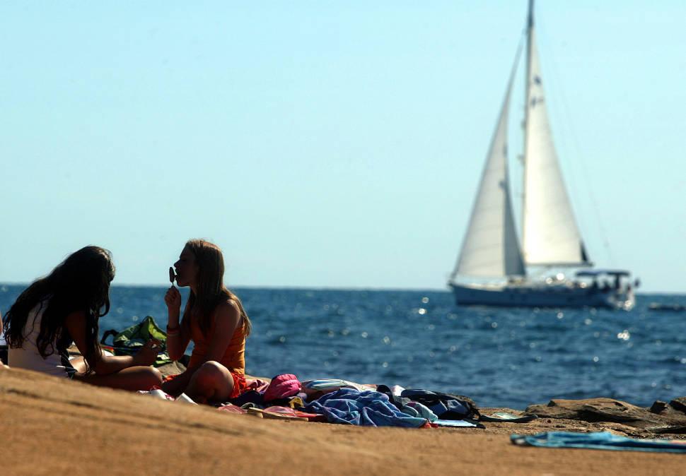 Beach Season in Slovenia - Best Season