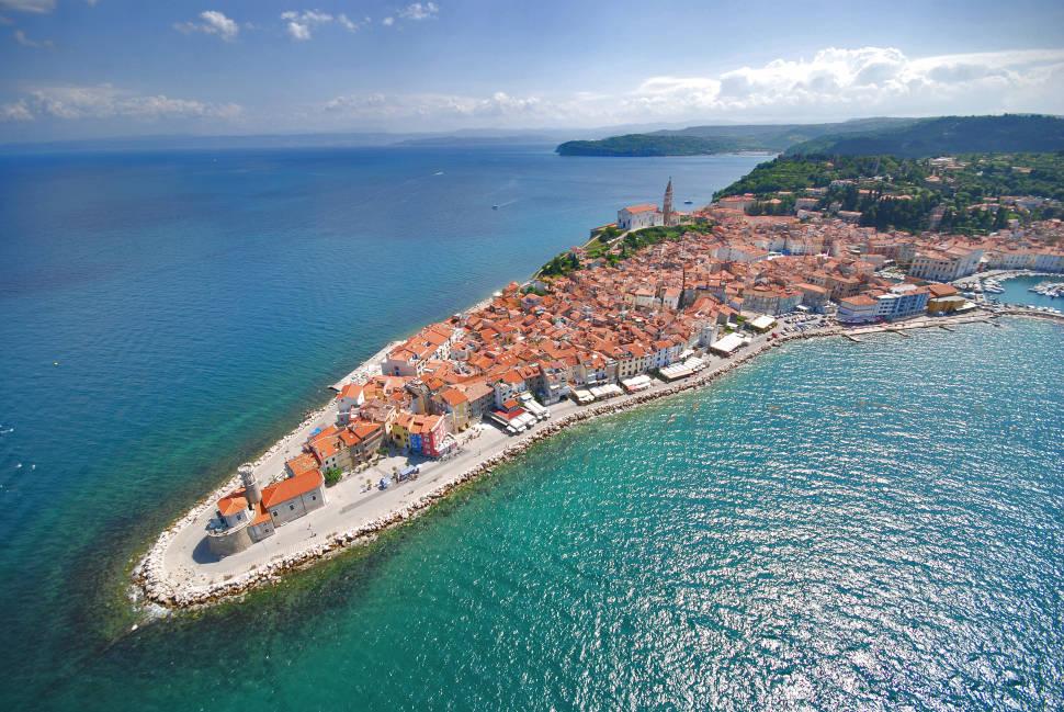 Beach Season in Slovenia - Best Time