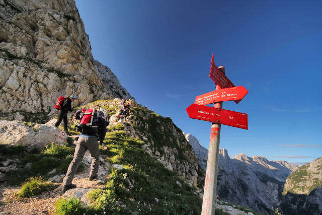 Climbing Triglav in Slovenia - Best Season