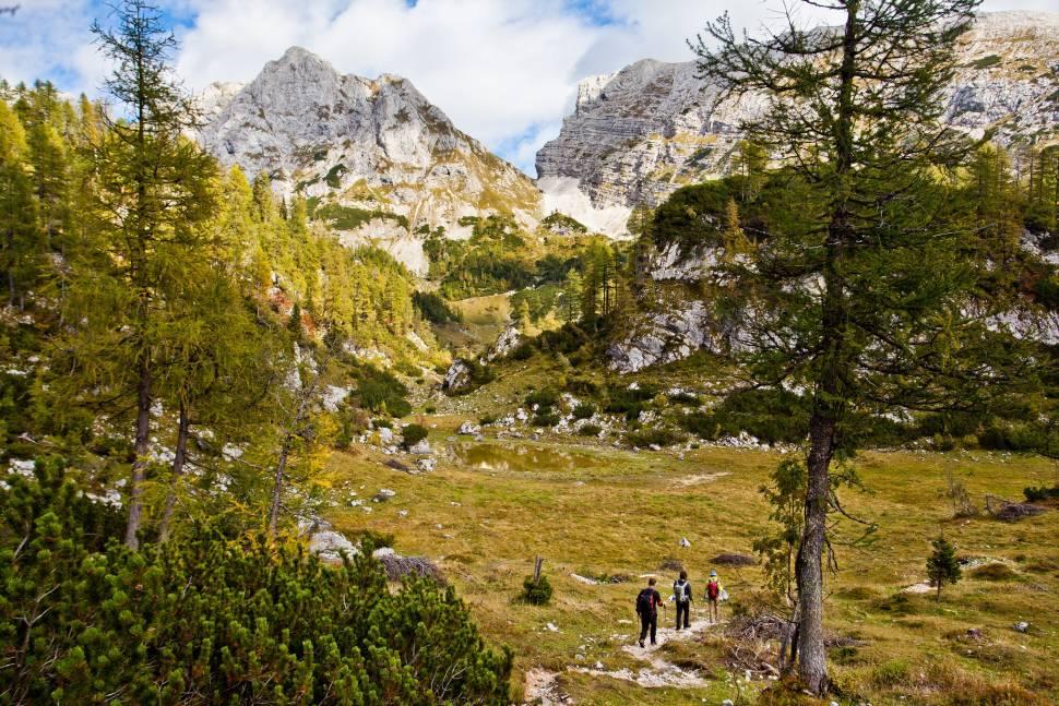 Hiking in Slovenia - Best Season