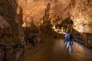 Karstic Caves