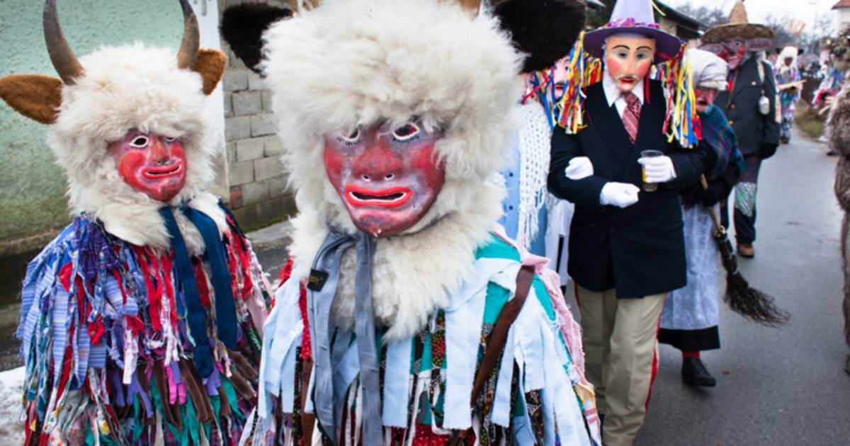 Pust Carnival in Cerknica in Slovenia - Best Time