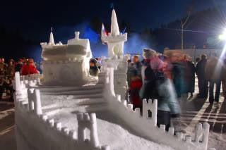Snow Castle Festival (Gradovi Kralja Matjaža)