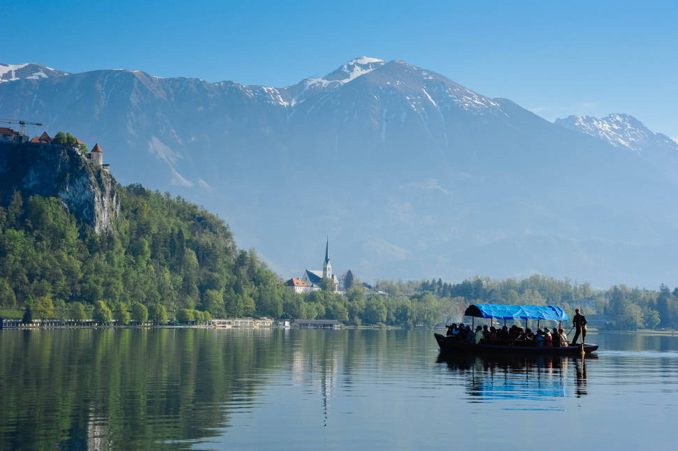Swimming in Bled and Bohini Lakes in Slovenia - Best Season