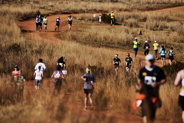 Best time to see Big Five Marathon in South Africa