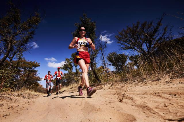Best time for Big Five Marathon