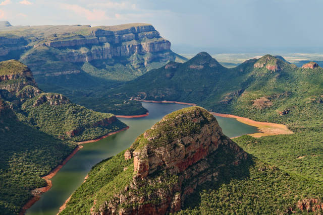 Blyde River Canyon in South Africa - Best Time