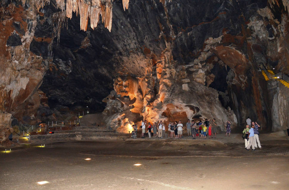 Best time for Cango Caves in South Africa