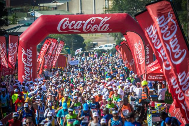 Comrades Marathon in South Africa - Best Time