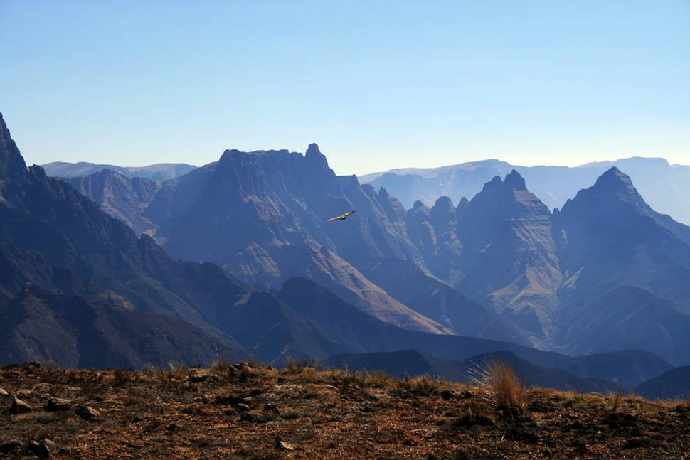 Hiking in Drakensberg in South Africa - Best Season