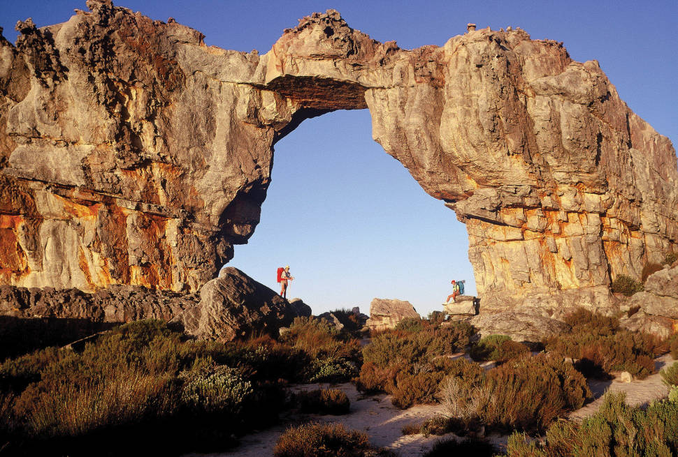 Rim of Africa in South Africa - Best Time