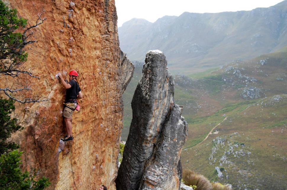 Rock Climbing in South Africa - Best Time