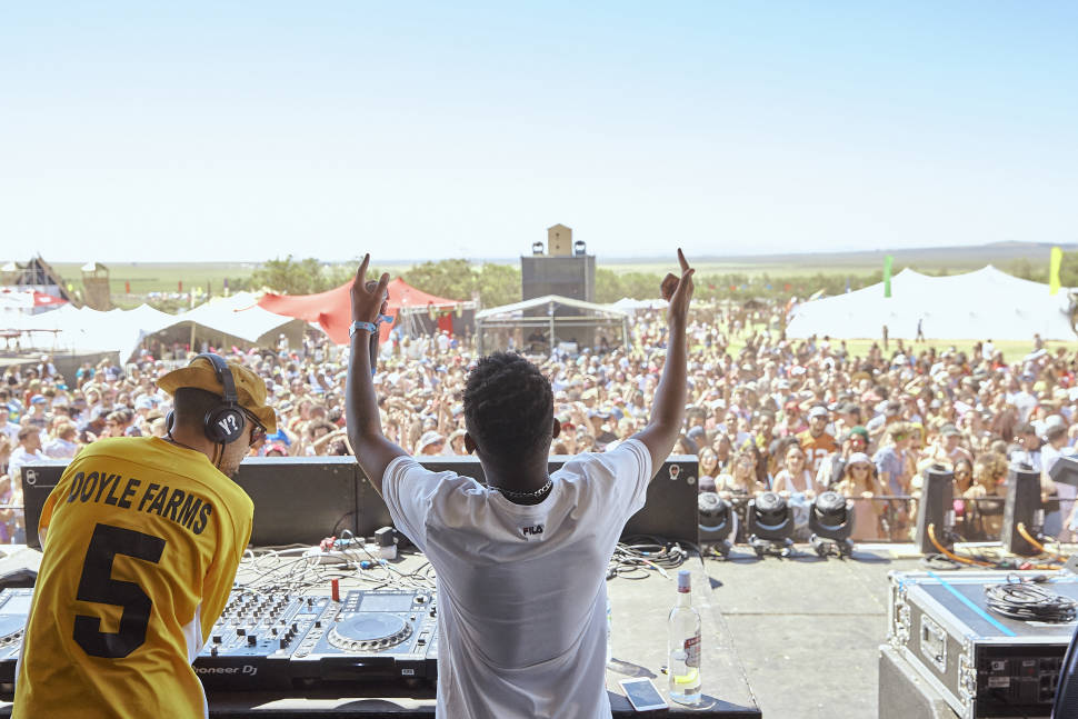 Rocking the Daisies in South Africa - Best Season