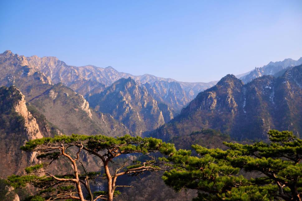 Hiking High Season in South Korea - Best Time