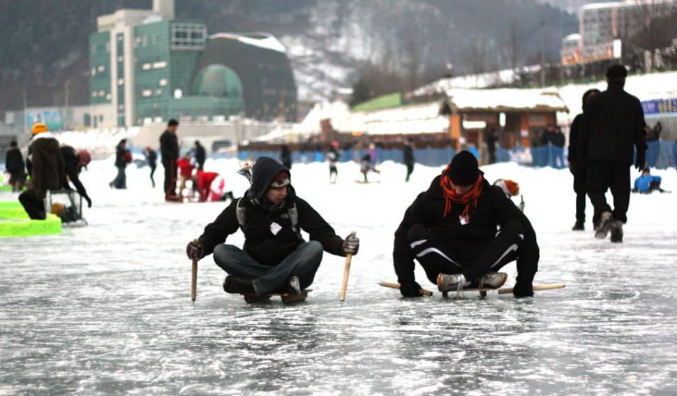 Hwacheon Sancheoneo Ice Festival in South Korea - Best Time