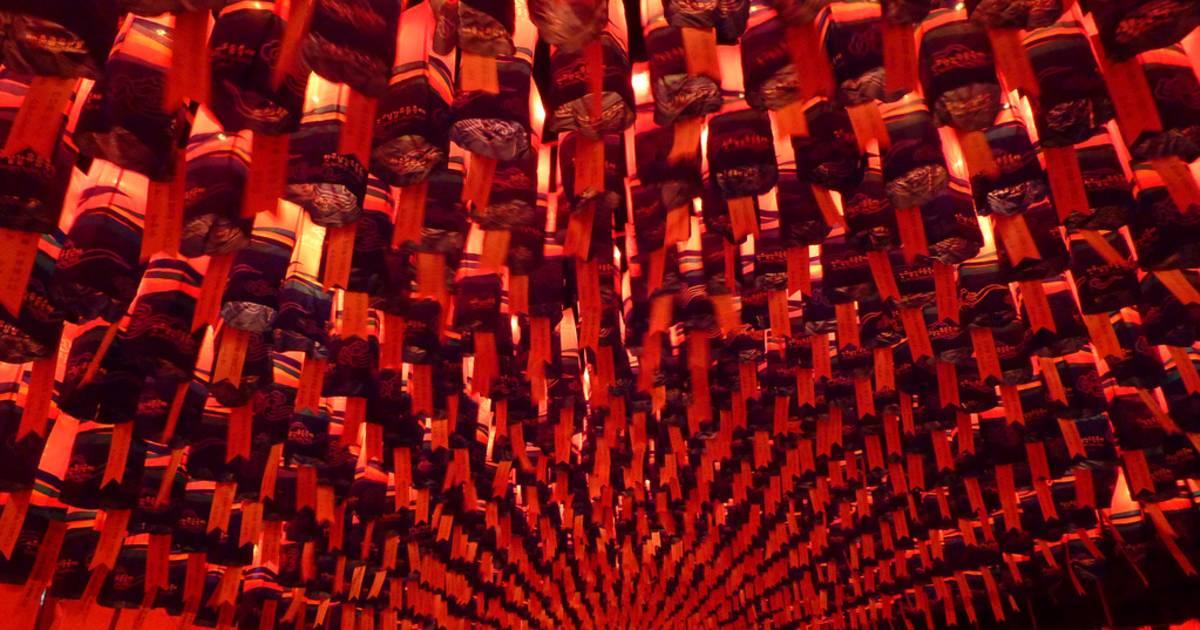 Jinju Namgang Yudeung Festival in South Korea - Best Time