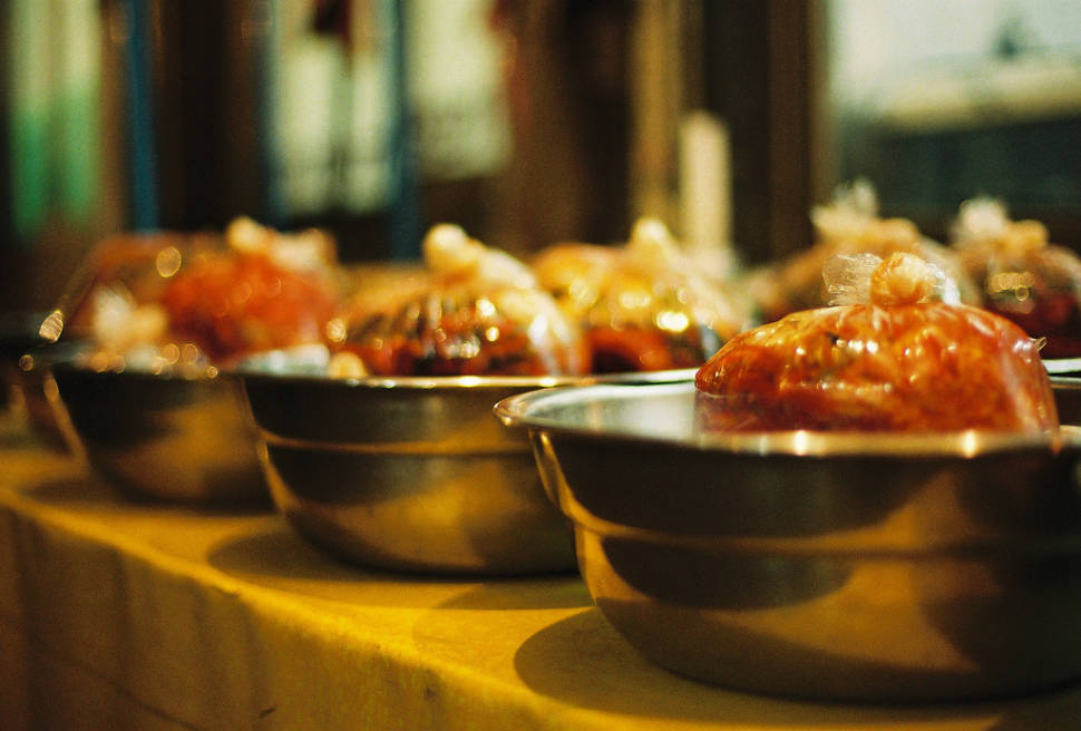 Best time for Kimchi in South Korea