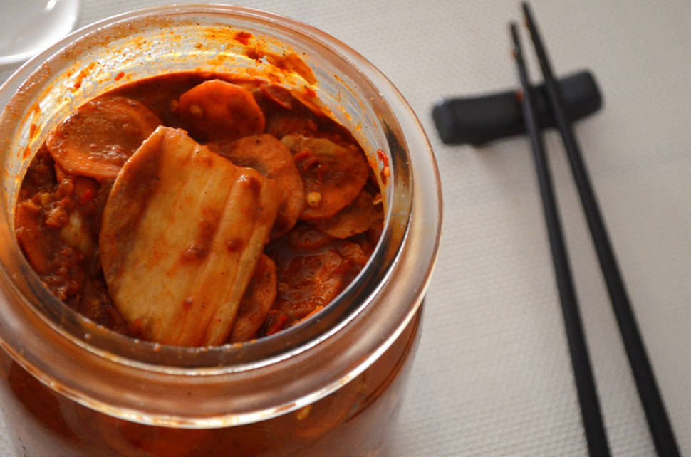 Kimchi in South Korea - Best Time