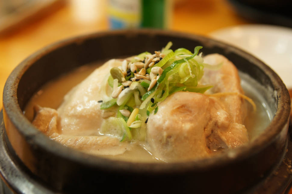 Eat Samgyetang on the Hottest Day in South Korea - Best Time