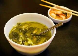 Seaweed Soup for Birthdays