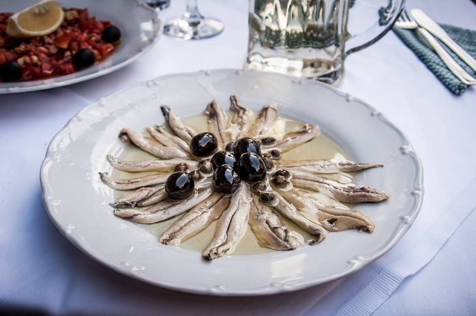 Anchovies in Vinegar (Boquerones en Vinagre) in Spain - Best Time