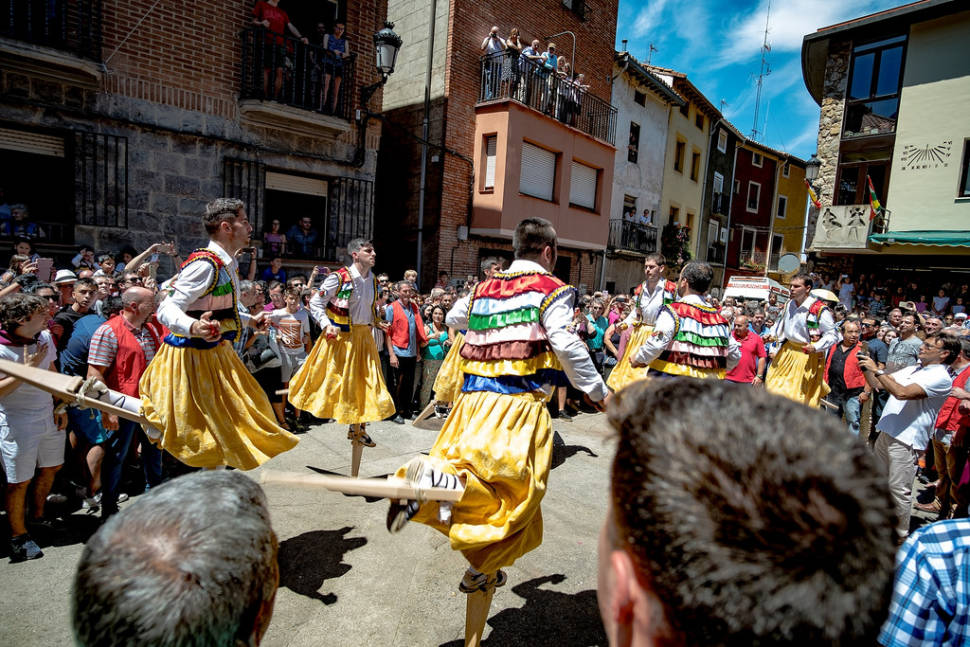 Anguiano Stilt Dance in Spain - Best Time