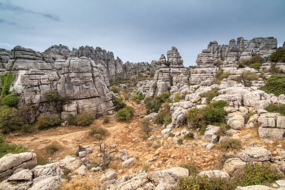 Best time for El Torcal de Antequera National Park