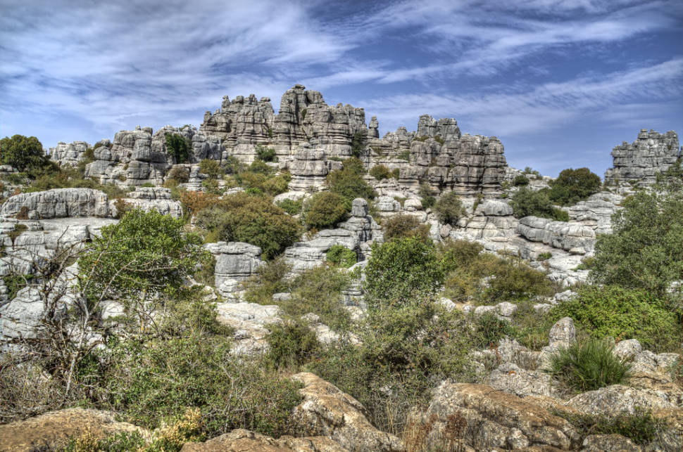 El Torcal de Antequera National Park in Spain - Best Time