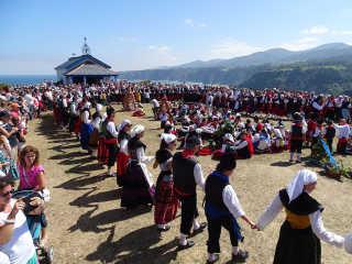 Fiesta of La Regalina in Cadavedo