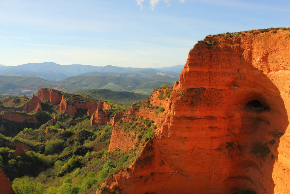 Las Médulas in Spain - Best Time