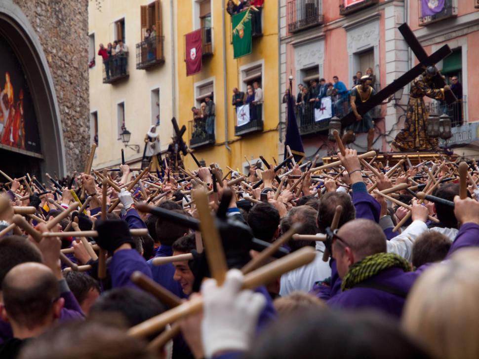 Las Turbas de Cuenca (Camino del Calvario) in Spain - Best Time