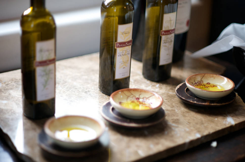 Best time for Olives & Olive Oil in Spain