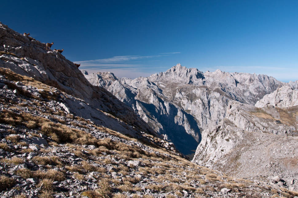Best time to see Picos de Europa Hiking in Spain