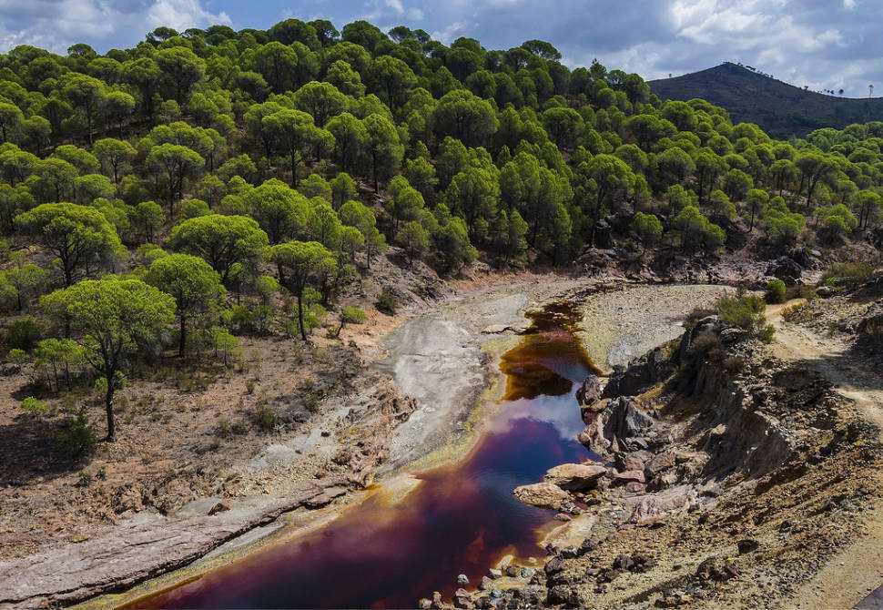 Best time for Rio Tinto in Spain