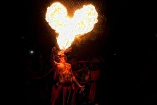 San Juan Bonfire Festival (Noche de San Juan)