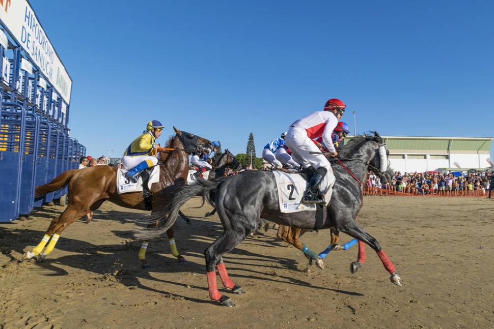 Sanlúcar Horse Racing in Spain - Best Season