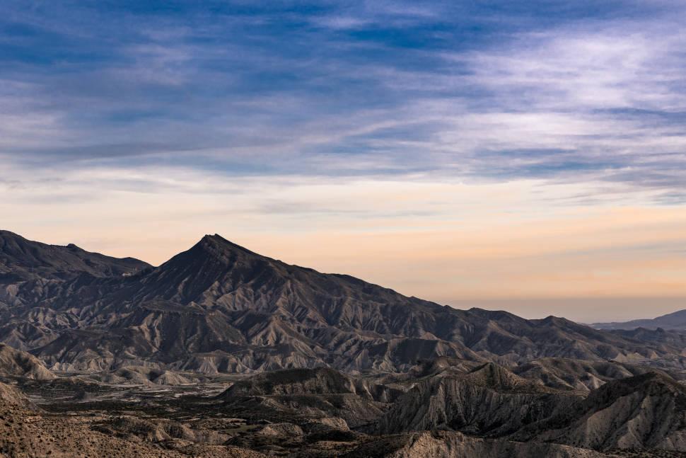 Best time for Tabernas, Europe's Only Desert